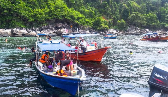 Sea Based  U2013 Barat Tioman Beach Resort